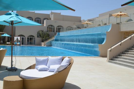 Palm Beach Palace Tozeur: Main Pool