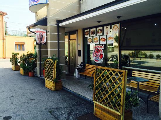 vista esterno foto di d ner kebab kebapci aga san