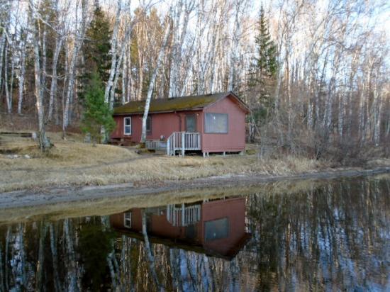Bovey, MN: Cabin 2