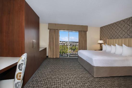 Embassy Suites Hotel Anaheim North Photo