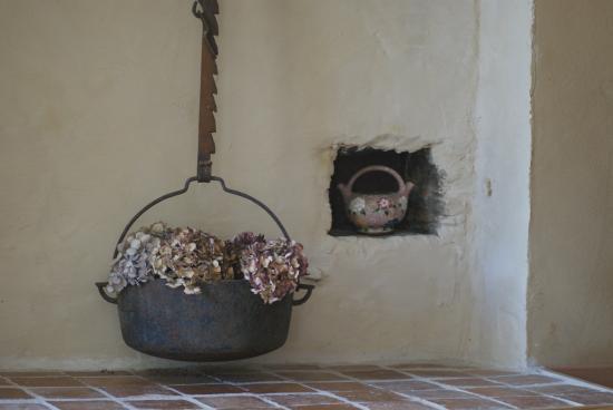 Saint-Erblon, Frankreich: La cheminée