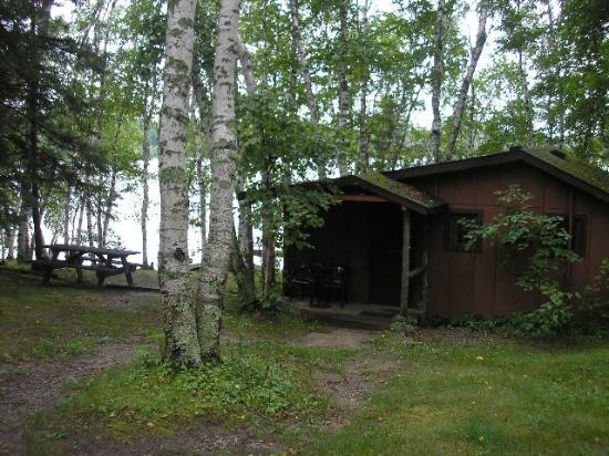 Bovey, MN: Cabin 3