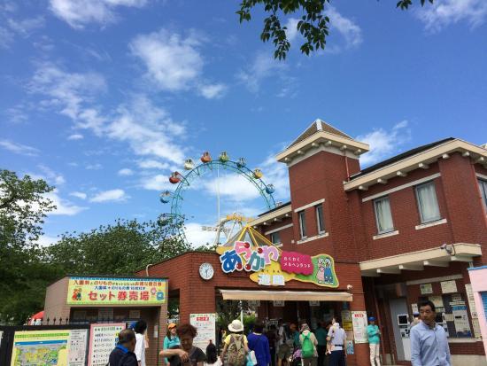 遊園地の象徴「観覧車」も小さいながらちゃんとあります。 - Arakawa Yuen, 아라카와 사진 - 트립어드바이저