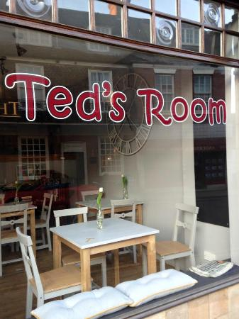 Teds Room