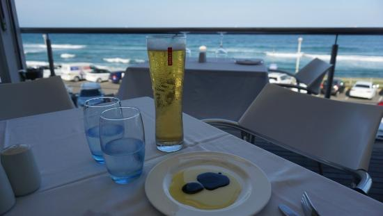 Bel Punto: Peroni with a view