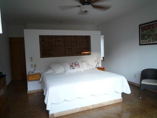 Hacienda Alemana: habitacion 1