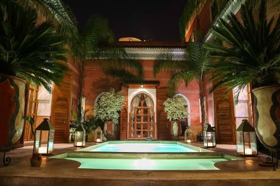 location riad marrakech evjf