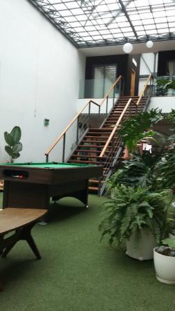Rossio Hostel: можно поиграть в бильярд