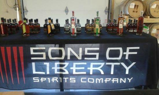 Sons of Liberty Spirits