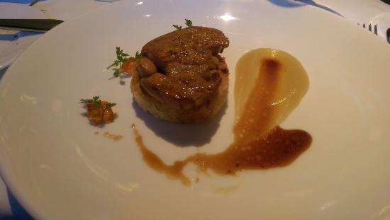 Brasserie Warszawska : Foie Gras