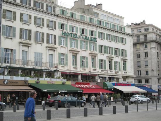 Hotel Marseille Quai Des Belges