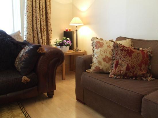 Elmbank Drymen: Elmbank Sitting Room