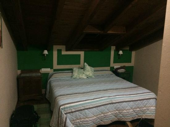 Bode, España: Habitación doble