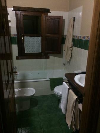 Bode, España: Bano