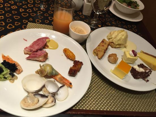 888 Buffet: Just enough items for lunch buffet