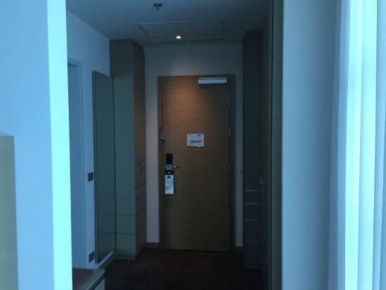 DoubleTree by Hilton Hotel Oradea: Entry of the room