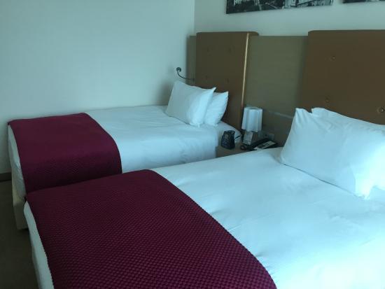 DoubleTree by Hilton Hotel Oradea: Bedroom