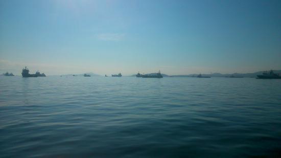 Ilha de Paqueta: Baía da Guanabara