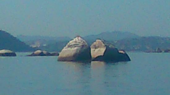 Ilha de Paqueta: Pedra dos Amores