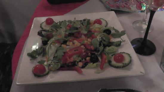 El Antler Restaurante: Salad