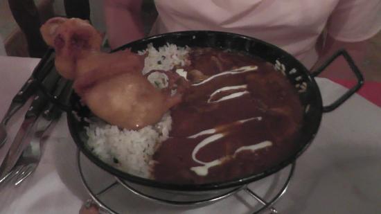 El Antler Restaurante: Chicken Curry