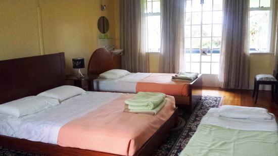 Hilltop Bungalow: Master Bedroom Bedroom