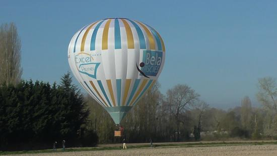 montgolfiere thure