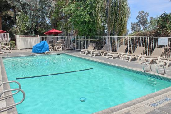 Motel 6 Fresno - State Route 99: Pool