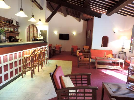 Hôtel La Siesta : Bar