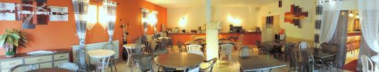 Hôtel La Siesta : Petit déjeuner