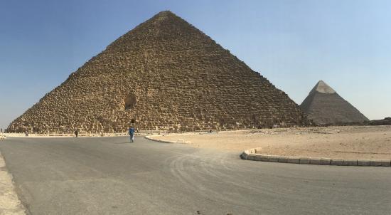 Casual Cairo detours: The Pyramids at Giza