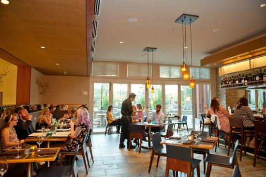 The Westin Verasa Napa: Bank Cafe & Bar