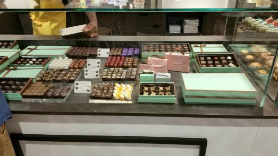 Dazzling selection of desserts Picture of Sucre French Quarter