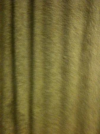 Furry curtains - Picture of The Big Sleep Hotel Cardiff by Compass ...