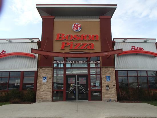 Boston Pizza Grande Prairie | Grande Prairie Restaurants AB