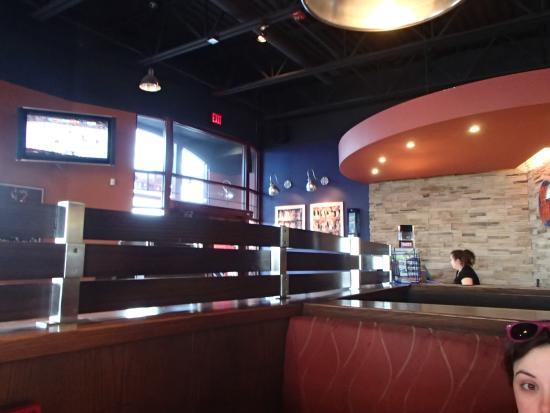 Online Menu of Boston Pizza, Grande Prairie, AB