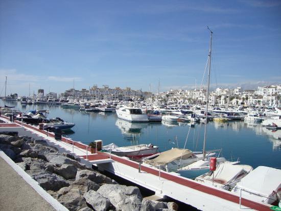 puerto ban s picture of puerto banus marina marbella