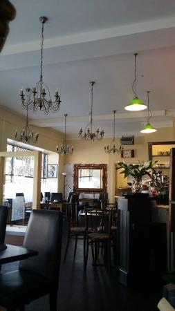 The Stage Door Cafe Bistro