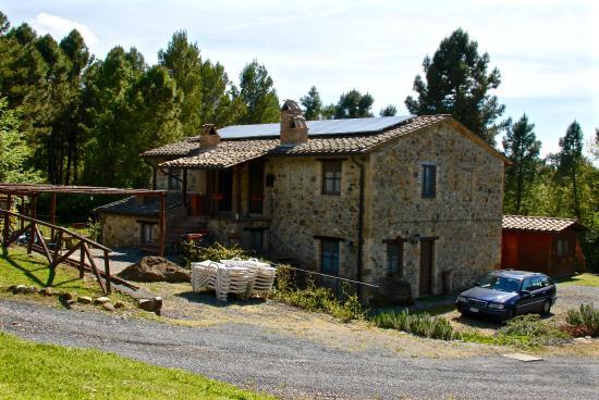 Nuovo Castello: Casale S'Antonio