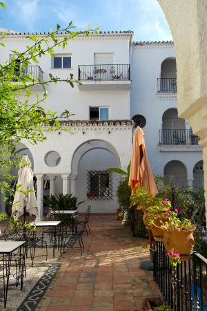 Residencia Miami Hotel: Terrace