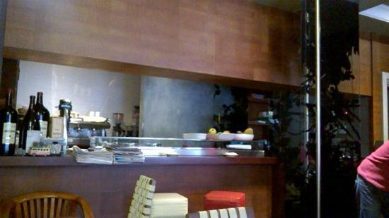 Hotel Puerta Gamboa : Comedor