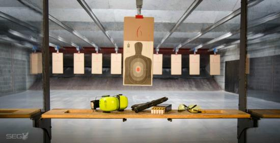 Ashburn, Wirginia: Spend some time on the range