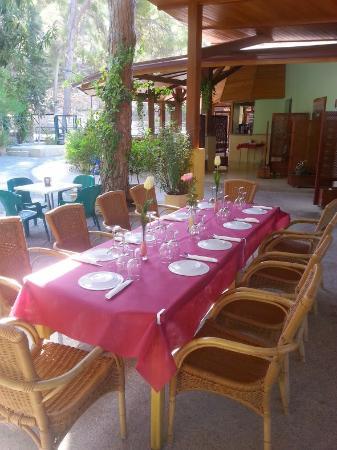 Restaurante la balsa redonda del valle la alberca fotos for Alberca restaurante