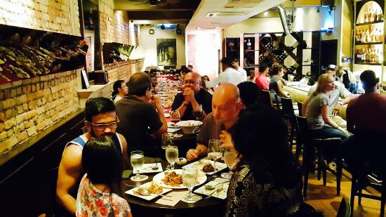 Brunch Picture Of Vin S Restaurant And Bar Kuala Lumpur Tripadvisor