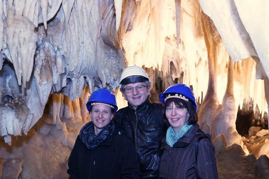 Eisenkappel, Austria: Foto: Peter Kogoj - Mit freundlicher Genehmigung der Obir Tropfsteinhöhlen