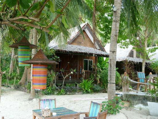 bungalow 1 picture of longtail beach resort ko pha ngan