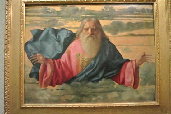 Pesaro, Italia: Dipinto del Bellini