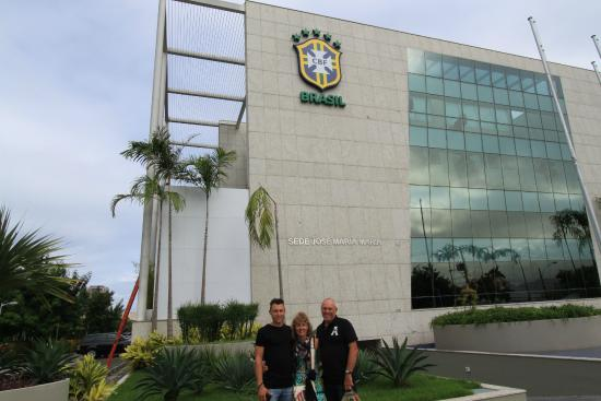 Museu Selecao Brasileira - CBF
