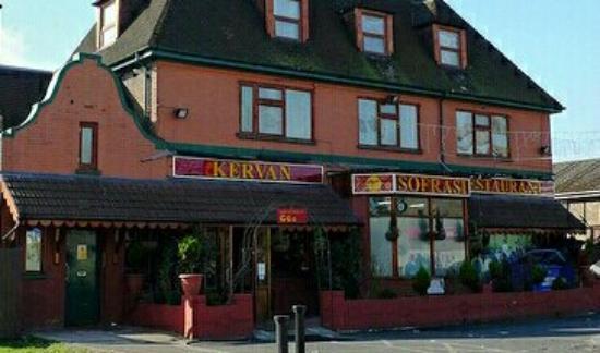 Kervan Restaurant Church Street