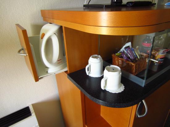 Radisson BLU Hotel Haugesund: kettle draw